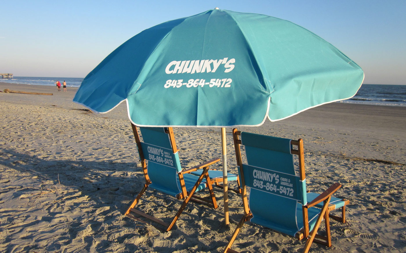 Chunky S Chairs And Umbrellas Beach Chair And Umbrella Rentals Isle Of Palms Sc